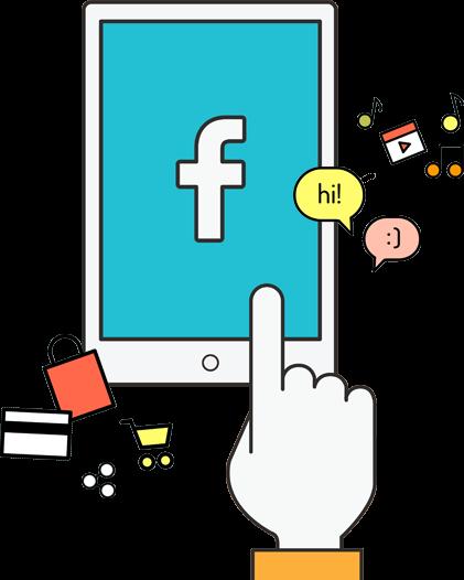 Materiale Social Media